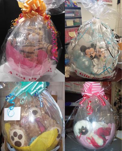 Jessica S Balloons Stuffed Balloons